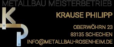 Metallbau Krause Philipp